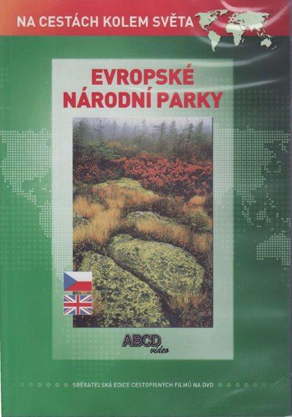 DVD - Evropské národní parky - turistický videoprůvodce (71 min.) - neuveden