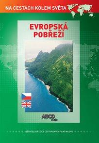 DVD Evropská pobřeží - turistický videoprůvodce (70 min.)