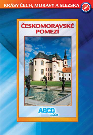 DVD Českomoravské pomezí - 13x19 cm