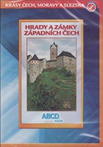 DVD - Hrady a zámky západních Čech - turistický videoprůvodce (86 min.)