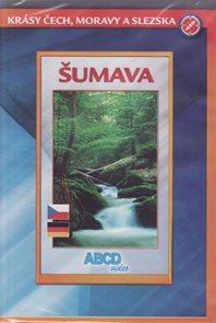 DVD - Šumava - turistický videoprůvodce (81 min.)