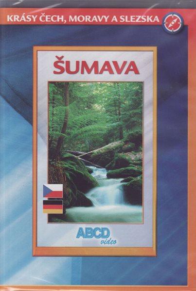 DVD - Šumava - turistický videoprůvodce (81 min.) - neuveden