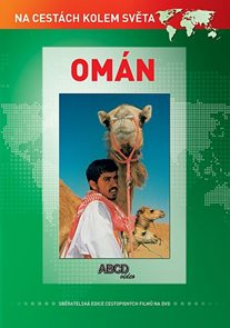 DVD - Omán -  turistický videoprůvodce