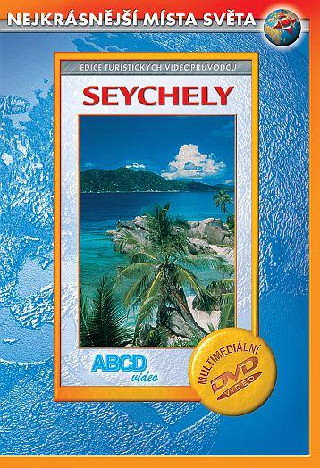 DVD Seychely - turistický videoprůvodce - neuveden - 14x19