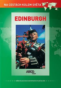 DVD Edinburgh - turistický videoprůvodce