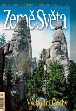 Východní Čechy - časopis Země Světa - vydání 7-2006 - A5