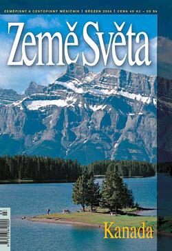 Kanada - časopis Země Světa - vydání 3-2006 - A5
