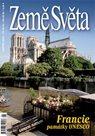 Francie - památky UNESCO - časopis Země Světa - vydání 5-2009