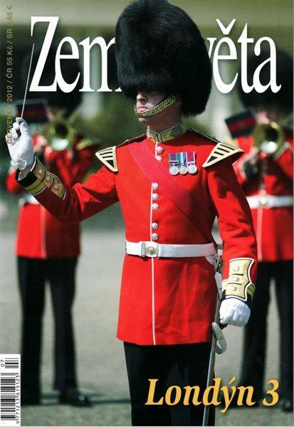 Země Světa - Londýn 3 - 07/2012 - A5