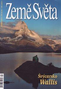 Země Světa - Švýcarsko Wallis 4/2013
