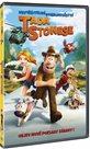 DVD Neuvěřitelná dobrodružství Tada Stonese