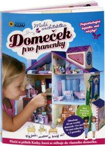 Domeček pro panenky - Malá architektka