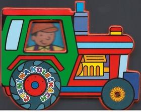 Traktor Čtení na kolečkách