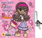 Mini deník na MAXI tajemství Victoria