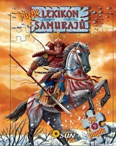 Lexikon samurajů 5x puzzle