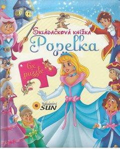 Popelka - Skládačková knížka