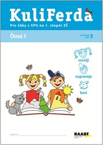 KuliFerda Pracovní sešit - Čtení I - SPU