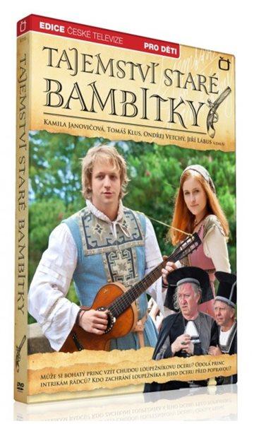 DVD Tajemství staré bambitky - neuveden