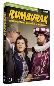 Rumburak 2 DVD