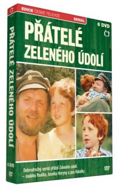 Přátelé zeleného údolí 6 DVD - neuveden