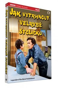 DVD Jak vytrhnout velrybě stoličku