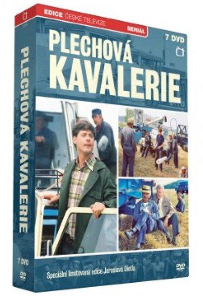 Plechová kavalerie 7 DVD - neuveden