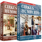 Cirkus Humberto 12 DVD + 1 DVD bonus