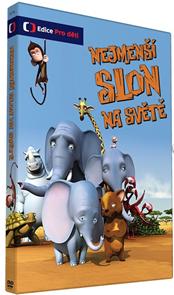 DVD Nejmenší slon na světě