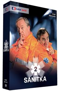 Sanitka 2. řada 13 DVD