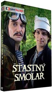 DVD Šťastný smolař