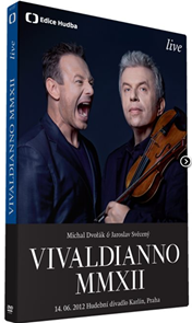 DVD Vivaldianno MMXII