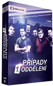 Případy 1. oddělení 7 DVD