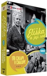 Eliška a její rod 8 DVD