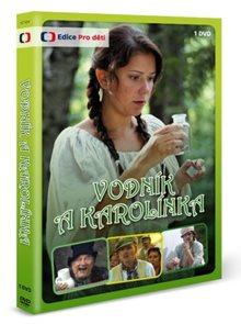 DVD Vodník a Karolínka