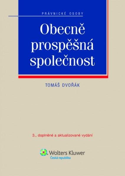 Obecně prospěšná společnost - Tomáš Dvořák