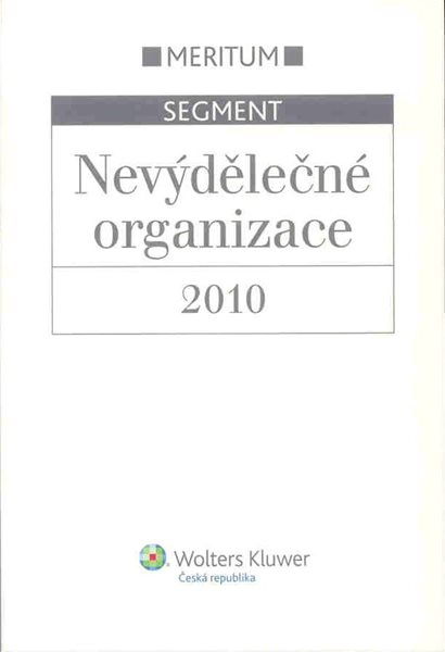 Meritum - Nevýdělečné organizace 2010