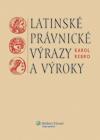 Latinské právnické výrazy a výroky - česká verze