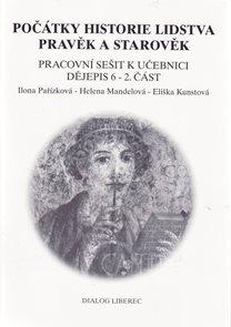 Dějiny pravěku a starověku 6.r. - pracovní sešit 2.část