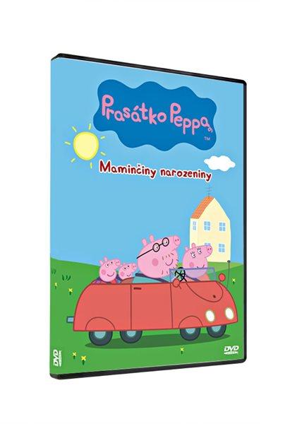 DVD Prasátko Peppa 2 - Maminčiny narozeniny - neuveden - 13x19