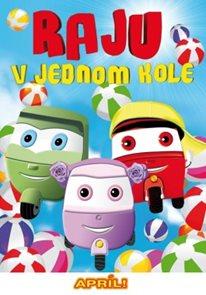 DVD Raju v jednom kole - Apríl!
