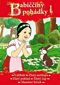 DVD Babiččiny pohádky 1