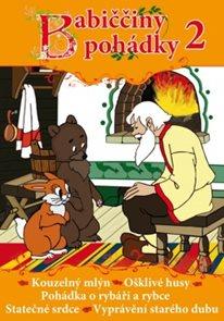DVD Babiččiny pohádky 2