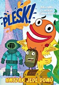 DVD Plesk! - Hmyzák jede domů