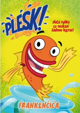 DVD Plesk! - Frankenčíča - neuveden - 13x19