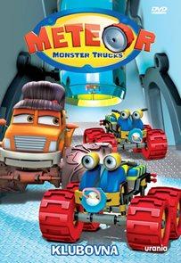 DVD Meteor Monster Trucks 6 - Klubovna