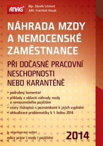 Náhrada mzdy a nemocenské zaměstnance 2014