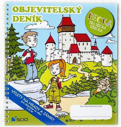 Pecka (pro děcka všecka), hrady a zámky, věk 7-11 let