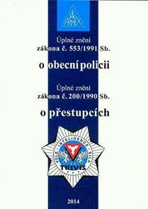 Zákon o Obecní policii, zákon o Přestupcích, 11. vydání