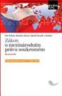 Zákon o mezinárodním právu soukromém - komentář