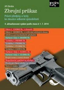 Zbrojní průkaz - 4. aktualizované vydání